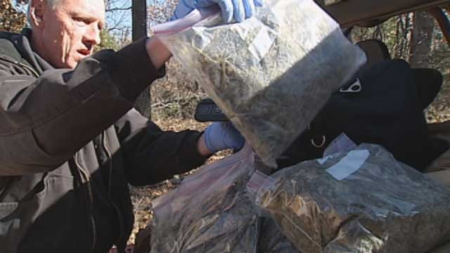 Two Men, Teen Arrested After Lincoln County Marijuana Bust