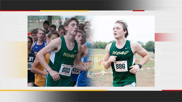 USAO Cross Country Lands Two Scholar-Athletes