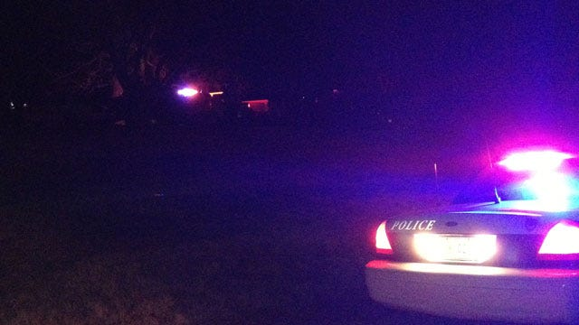 11-Year-Old Girl Shot At Home In Pottawatomie County