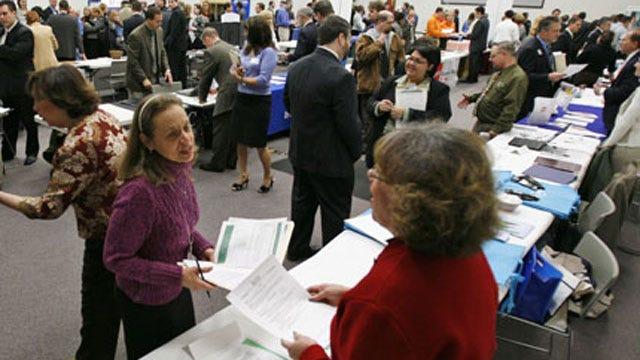 Oklahoma's Unemployment Rate Creeps Upward