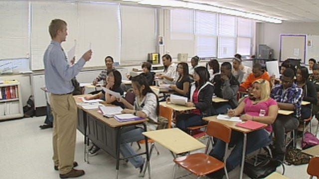 Beyond The Bell: Teacher Shortage In Oklahoma Classrooms