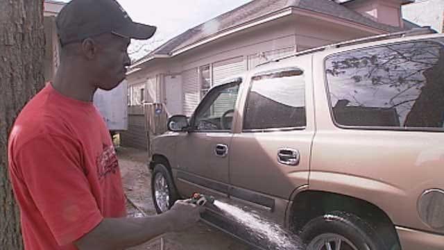 Former Felon Gives Back To Oklahomans On Thanksgiving