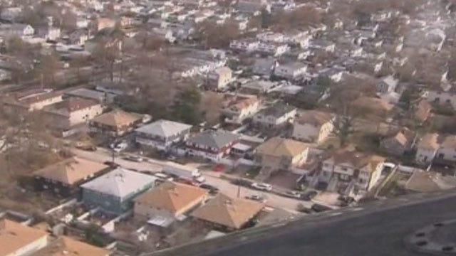 Oklahomans Spend Thanksgiving Helping Hurricane Sandy Victims