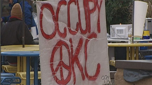 Occupy OKC Members To Protest At Del City Wal-Mart