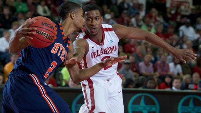 Oklahoma Claims Third Place In Old Spice Classic