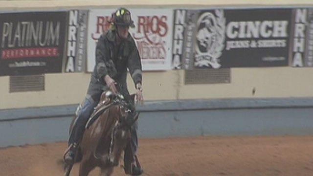 Oklahoma Hometown Heroes To Compete In Horse Races For Good Cause
