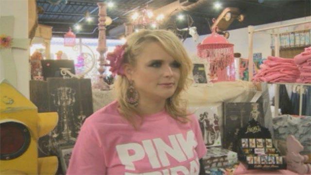 Country Star Miranda Lambert Opens Store In Oklahoma