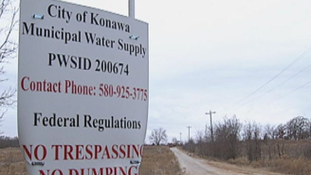 Officials: Konawa Residents Could Be Without Water For Days