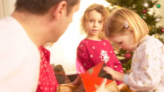 Annual Adopt-A-Family Program To Help Needy Families In OKC