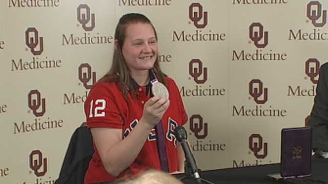Oklahoman Woman Triumphs After Tragedy