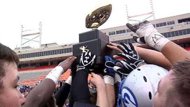 High School State Football Championships To Be Televised