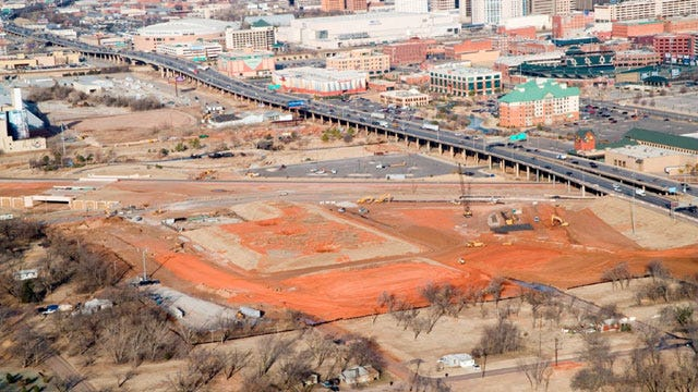 Conceptual Designs For Western End Of OKC Boulevard Up For Review