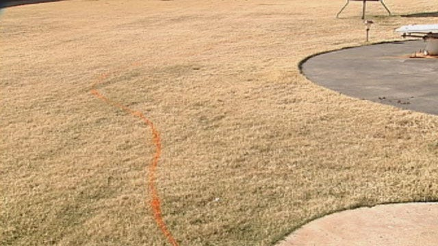 OKC Homeowner Claims Local Landscaper Scammed Him