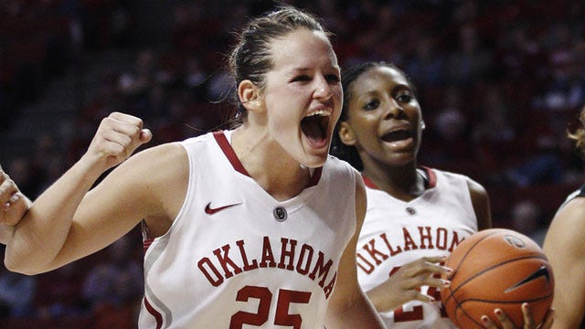 OU Women Blast Northwestern State