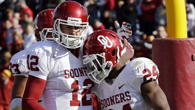 Clay Makes Most Of Opportunity Against Cyclones