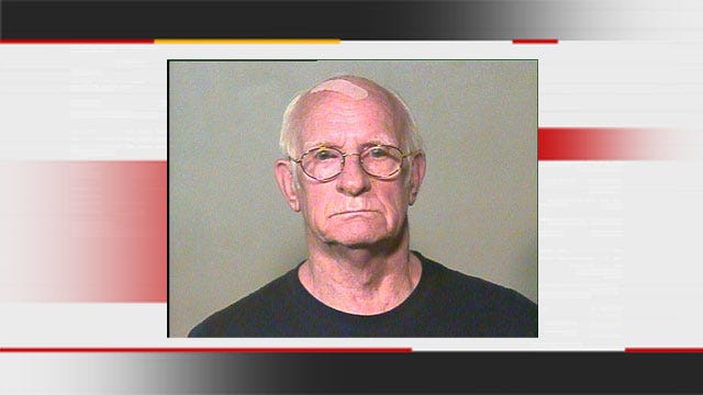 Choctaw Man Arrested For Possession Of Child Porn