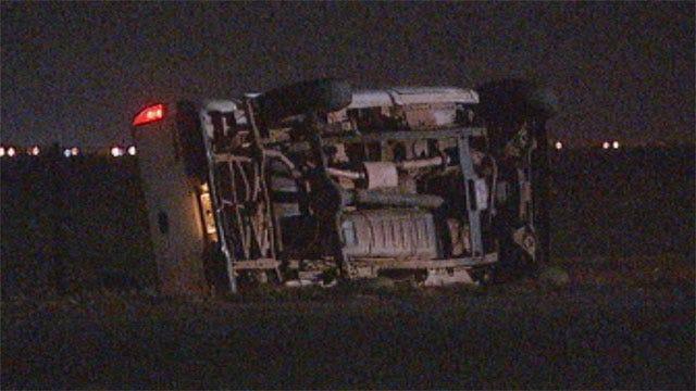 Fatal One-Car Accident On Lake Hefner Parkway