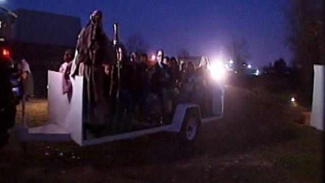 Oklahomans Take 'Journey To Bethlehem' At OKC Church
