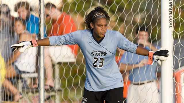 OSU's Franch Becomes Three-Time NSCAA All-American
