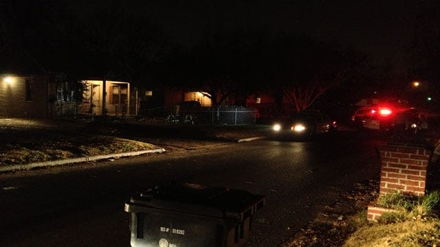 Police: Two Critically Injured In Shooting In SW OKC