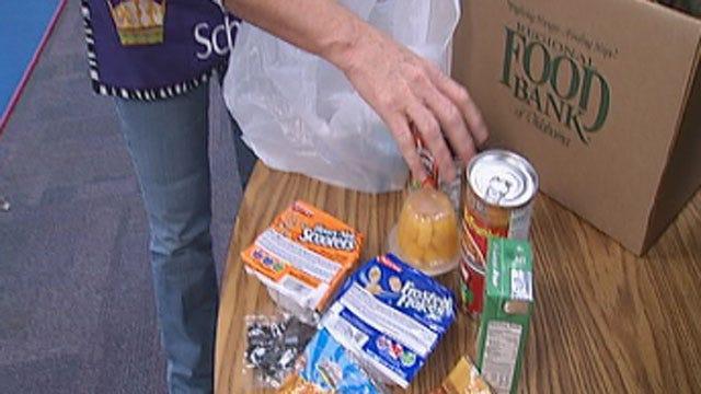 Road Trip Oklahoma: Moore Teachers Wear Jeans, Feed Hungry Kids