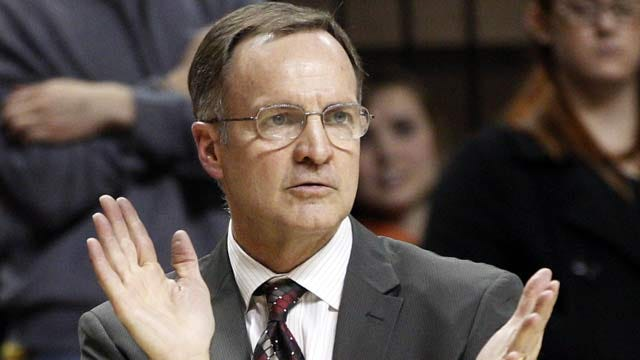 Sooners Give Lon Kruger Win No. 500 With Victory Over Northwestern State