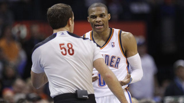 Thunder Takes Down Jazz For Fourth Straight Win
