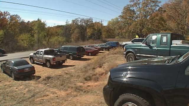 Rash Of Burglaries Reported At Make-Shift Car Lot In Logan County
