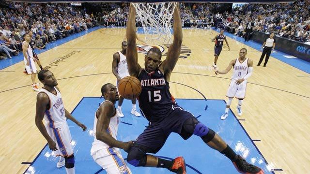 Turnovers Doom Thunder In Loss To Atlanta
