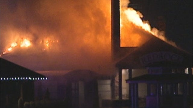 OKC Restaurant Destroyed In Fire To Open For Business Monday