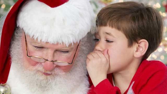 Oklahoma Children Can Meet Santa Claus At Penn Square Mall This Weekend
