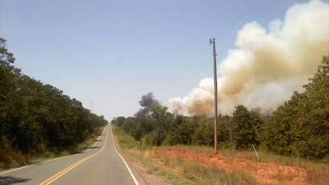 Two Weeks Remain For OK Wildfire Victims To Apply For Assistance
