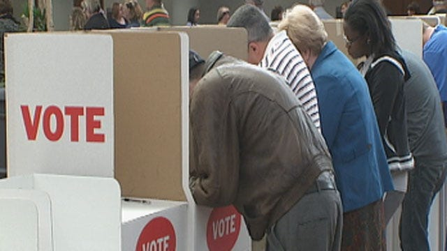 Election Board Investigates Possible Voter Fraud In Oklahoma County