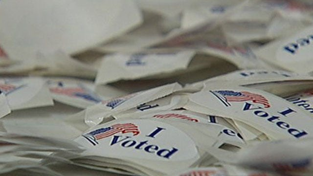 Polls Open In Oklahoma For Election Day