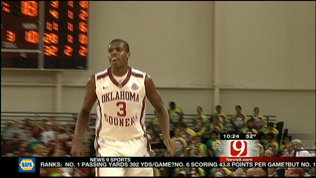 Sooners Take Down UCO In Exhibition Play