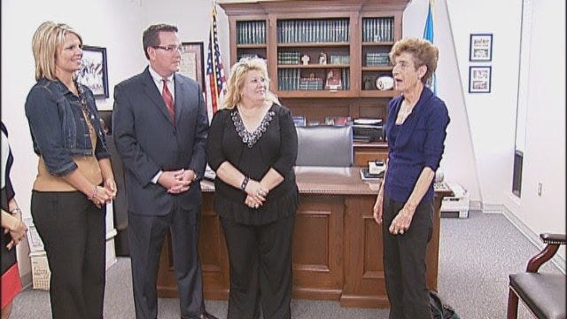 Chickasha Woman Thanks Those Involved In Keeping Daughter's Killer In Jail