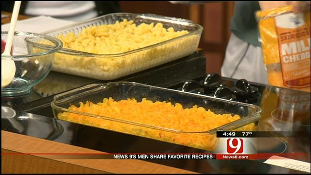 Cooking With Steve: Mama's Macaroni And Cheese