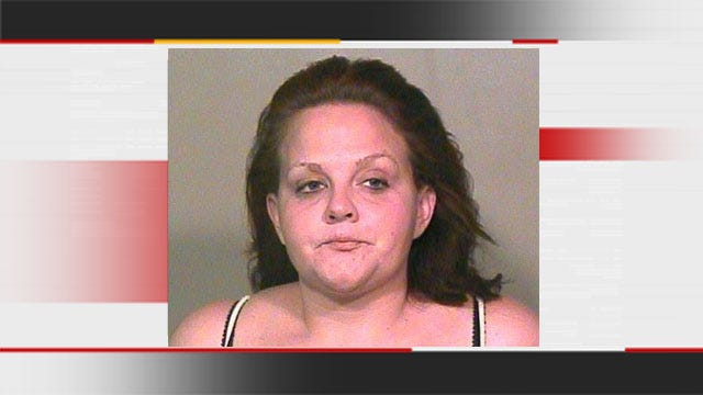 Moore Woman Accused Of Disguising Self, Robbing Her Grandfather