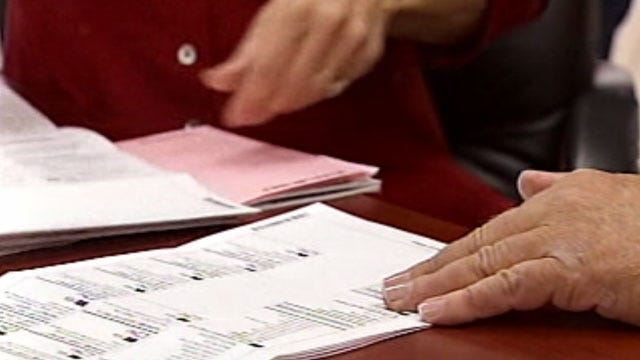 Discovery Of Lost Ballots Prompts Recount For Cleveland County House Race