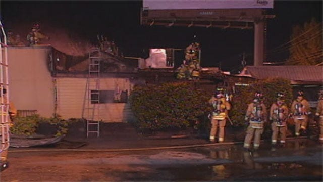 Fire Severely Damages Longtime Business In Northwest OKC