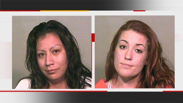 OKC Police Arrest 2 Accused Of Prostituting Juvenile