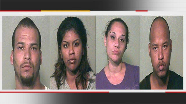Oklahoma County D.A. Files Charges Against Human Trafficking Suspects