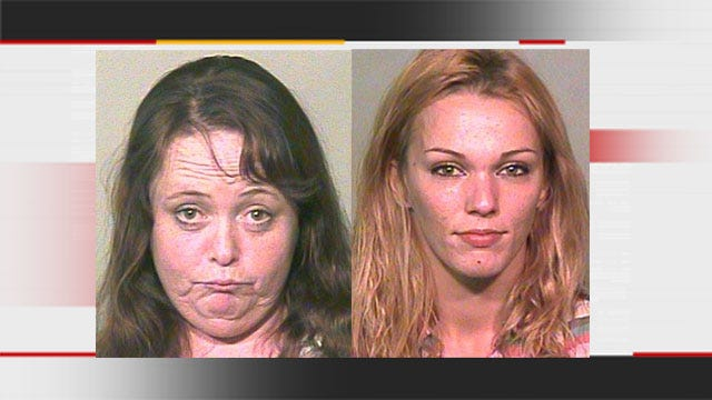Two Arrested For Shoplifting At Sears Store In OKC