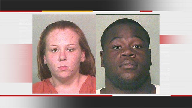 Pair Charged In Robbery Of OKC Tanning Salons