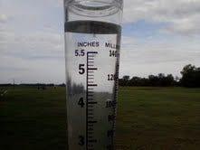 Recent Oklahoma Rains