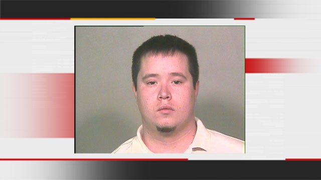 Man Accused Of Flinging Soiled Sock During DUI Arrest