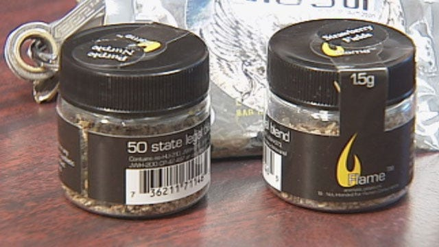 Health Officials Warn About Dangers Of Synthetic Drugs