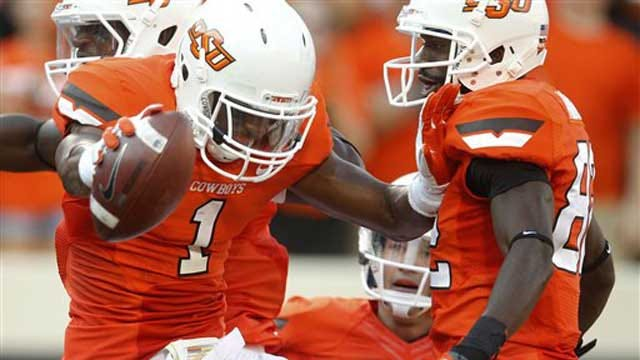 OSU To Open 2013 Season Against Mississippi State