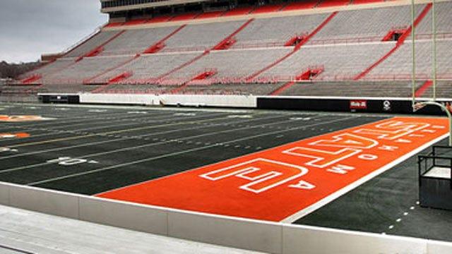 Tulsa Man Files Lawsuit In Death Of Wife At OSU's Football Stadium