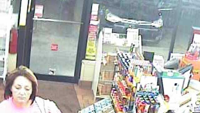 OKC Police Seek Woman Who Tried To Pass Stolen Check
